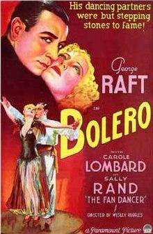 Bolero 1934 Film Wikipedia