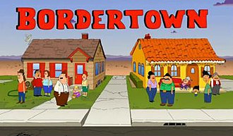 Bordertown (2016 animated TV series) - Image: Bordertown (2016 TV series)