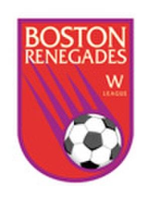 Boston Renegades - Image: Bostonrenegades