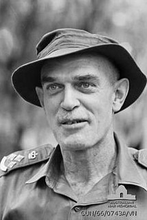 Oliver David Jackson Australian Army officer