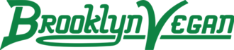 BrooklynVegan - Image: Brooklyn Vegan logo