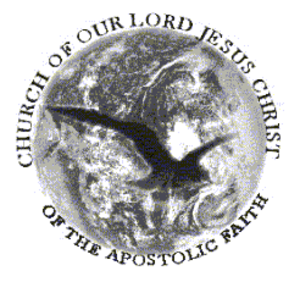 Church of Our Lord Jesus Christ of the Apostolic Faith - Image: COOLJC logo