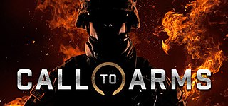 <i>Call to Arms</i> (video game) 2015 real-time strategy video game