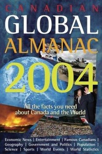 Canadian Global Almanac - Canadian Global Almanac