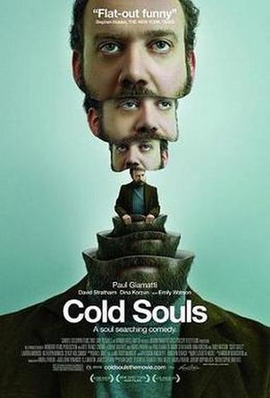 Cold Souls - Promotional film poster