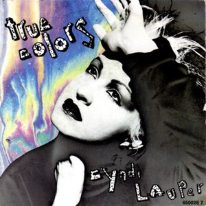 True Colors (Cyndi Lauper song) - Image: Cyndi L Truecolor