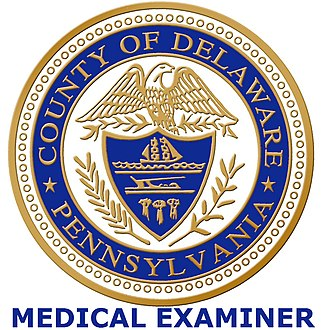 Delaware County Office of the Medical Examiner - Image: DCOME Logo