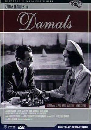 Back Then (film) - Image: Damals 1943