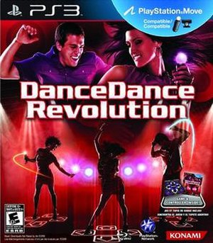 Dance Dance Revolution (2010 video game) - Image: Dance Dance Revolution PS3