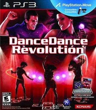 Dance Dance Revolution (2010 video game) - Image: Dance Dance Revolution PS3