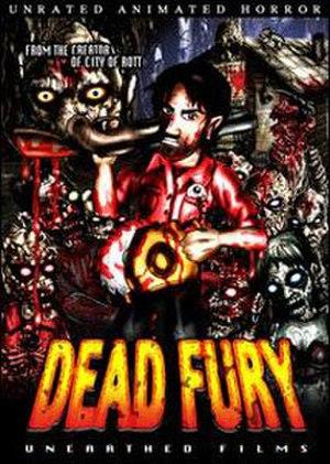 Dead Fury - DVD cover art