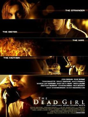 The Dead Girl - Theatrical release poster