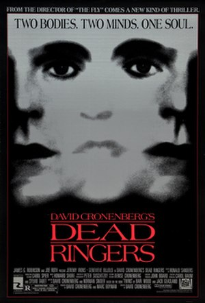 Dead Ringers (film) - theatrical release poster