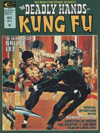 The Deadly Hands of Kung Fu - Image: Deadly hands of kung fu 1975