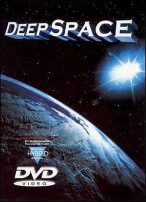 Deep Space (film) - DVD Cover