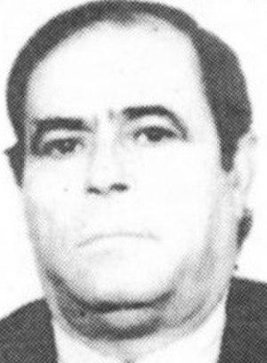 Domenico Libri - Mugshot of 'Ndrangheta boss Domenico Libri