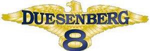 Duesenberg - Image: Duesenberg logo