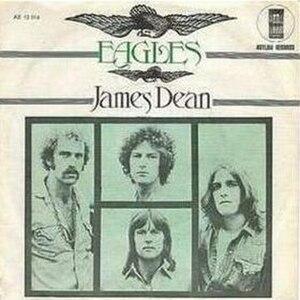 James Dean (song) - Image: Eagles James Dean