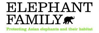 Elephant Family - Image: Elephantfamilylogo