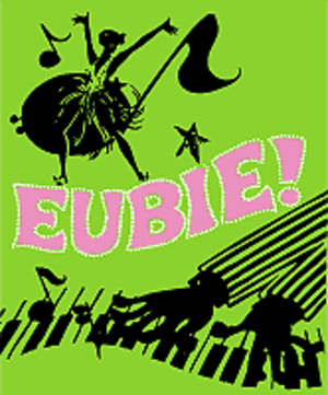 Eubie! - Image: Eubie Musical Logo