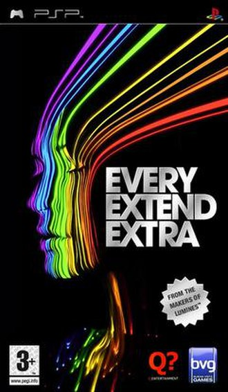 Every Extend - Image: Every Extend Extra