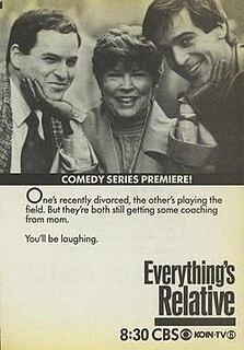 <i>Everythings Relative</i> (1987 TV series)