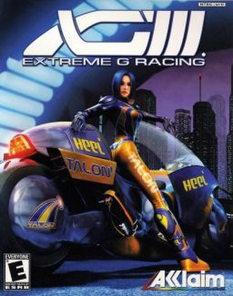 Extreme-G 3 - Image: Extreme G 3 cover