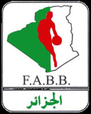 Algeria national basketball team - Image: FABB (logo)