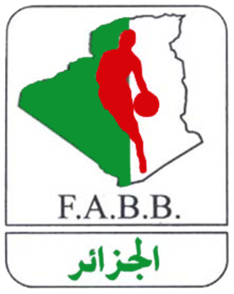 Algerian Basketball Championship - The league's logo is that of the F.A.B.B. the federation that organises it