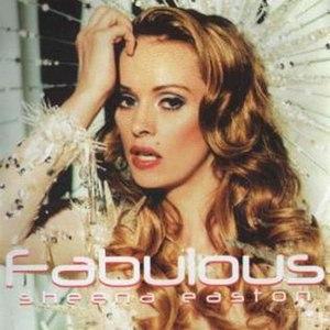Fabulous (album) - Image: Fabulous (Sheena Easton)