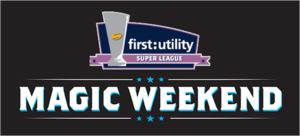 Magic Weekend - Logo for 2014 edition of the Magic Weekend