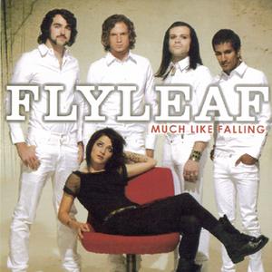Much Like Falling EP - Image: Flyleaf Much Like Falling CD
