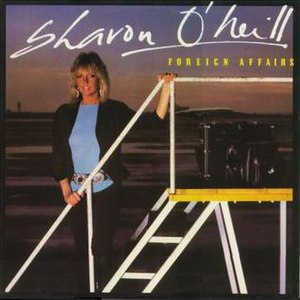 Foreign Affairs (Sharon O'Neill album) - Image: Foreign Affairs by Sharon O'Neill