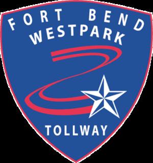 Westpark Tollway - Image: Fort Bend Westpark Tollway logo