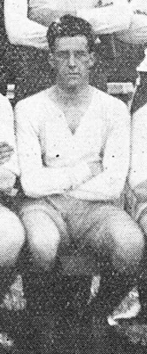 Frank Watson (footballer) - Watson while with Brentford in 1925.
