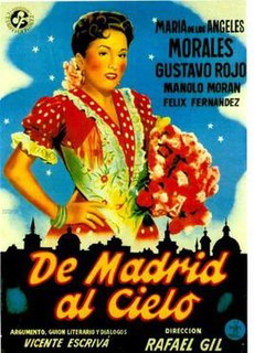 <i>From Madrid to Heaven</i> 1952 film by Rafael Gil
