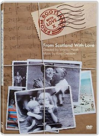 From Scotland with Love - Image: From Scotland With Love DVD