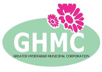 Greater Hyderabad Municipal Corporation - Image: GHMC Logo 1