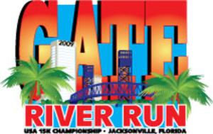 Gate River Run - Gate River Run logo