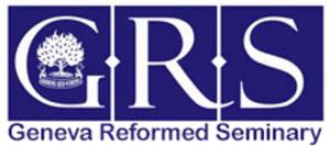 Geneva Reformed Seminary - Image: Geneva Reformed Seminary logo