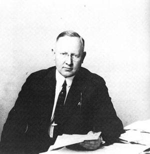 George W. Lewis - George W. Lewis