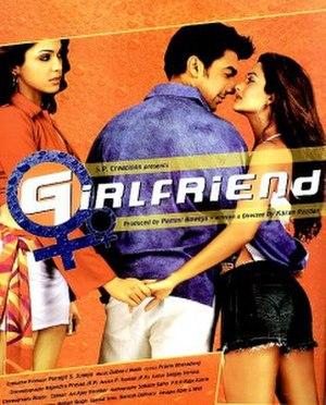 Girlfriend (2004 film) - Film poster