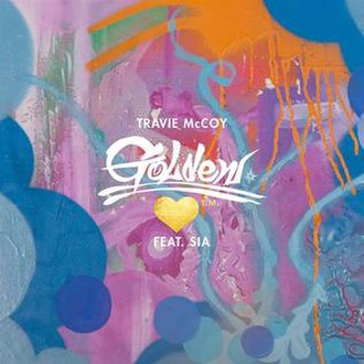 Travie McCoy featuring Sia — Golden (studio acapella)