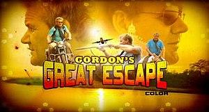 Gordon's Great Escape - Image: Gordon Great Escape