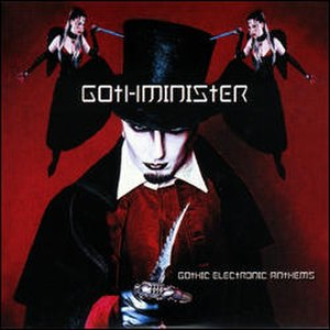 Gothic Electronic Anthems - Image: Gothminister Gothic Electronic Anthems