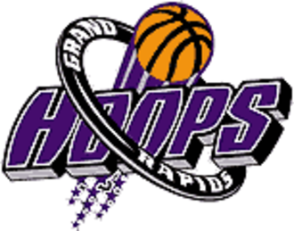 Grand Rapids Hoops - Image: Grand Rapids Hoops
