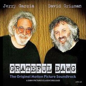 Grateful Dawg (soundtrack) - Image: Grateful Dawg soundtrack