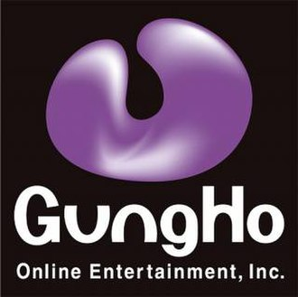 GungHo Online Entertainment - Image: Gung Ho Online Entertainment logo