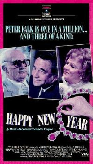 Happy New Year (1987 film) - VHS cover