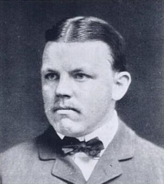 H. T. Summersgill - Summersgill at Tulane in 1902